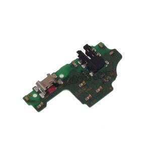 Image 2 - USB プラグの充電器ボード Huawei 社の名誉 8X マイクモジュールケーブル Huawei 名誉 8X 電話の交換修理部品