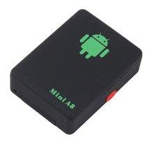 A8 мини GPS локатор пожилых людей дети пластиковые портативный анти-потерял анти-кражи автомобиля забор сигнализация мобильный сигнализация