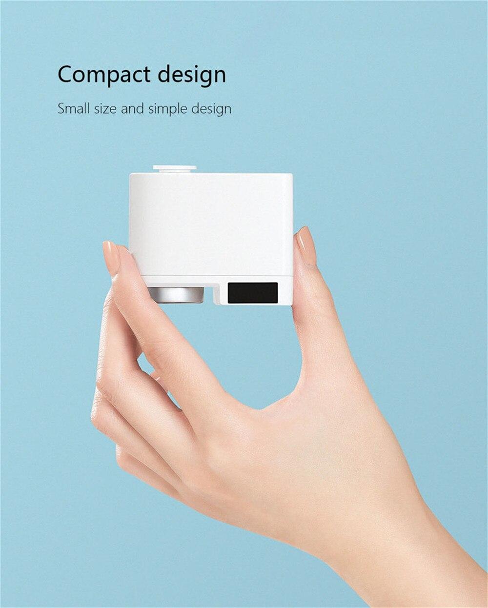 Новый Xiaomi Youpin автоматический водосберегающий кран, умный датчик смесителя, инфракрасное устройство для энергосбережения воды, кухонная насадка, кран