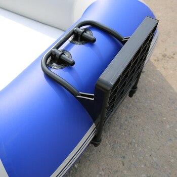 Надувная лодка Рыбалка Каяк Intex электрический мотор крепление пропеллера кронштейн складной водный спорт штурмовая лодка аксессуар компле...