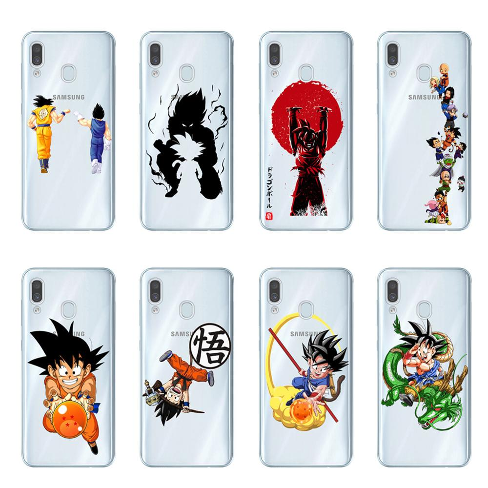 Dragon Ball Z Super DBZ Goku DBS Fashion Phone Case Cover For ...