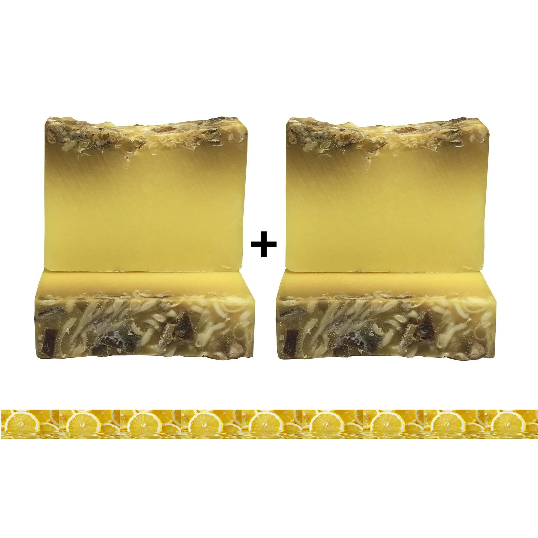 HANDMADE SOAP 4 PCS Lemon Essential Cold Press Oil  Whitening Deep Cleaning Remove Freckle Bath Body Soaps