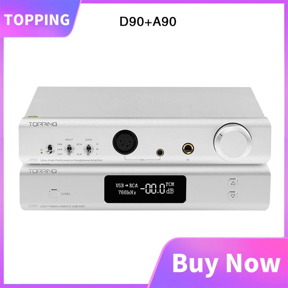 Cobertura d90 + cobertura a90 amplificador de fone de ouvido equilibrado completo xlr pré-amplificador de fone de ouvido amplificador de fone de ouvido bluetooth