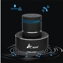 עדין 26w מתכת רטט Bluetooth רמקול תהודה מגע סטריאו בס מיני נייד אלחוטי סאב מיקרופון רמקולים עבור טלפון