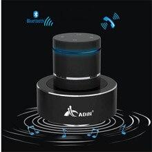 Adin 26w Metall Vibration Bluetooth Lautsprecher Resonanz Touch Stereo Bass Mini Tragbare Drahtlose Subwoofer Mic Lautsprecher Für Telefon
