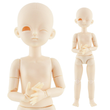 YATIVAVI 1/6 bjd factory doll 22 joint body special offer low price DIY modified makeup girl gift naked doll 30 cm shoes clothes free shipping top discount 4 colors big eyes diy nude blyth doll item no 0 doll limited gift special price cheap offer toy
