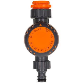 Nowy podlewanie ogrodu zegar zawór kulowy automatyczny elektroniczny wodomierz domowy nawadnianie ogrodu wyłącznikiem czasowym tanie i dobre opinie Ac pro Z tworzywa sztucznego Automatic Watering Timer