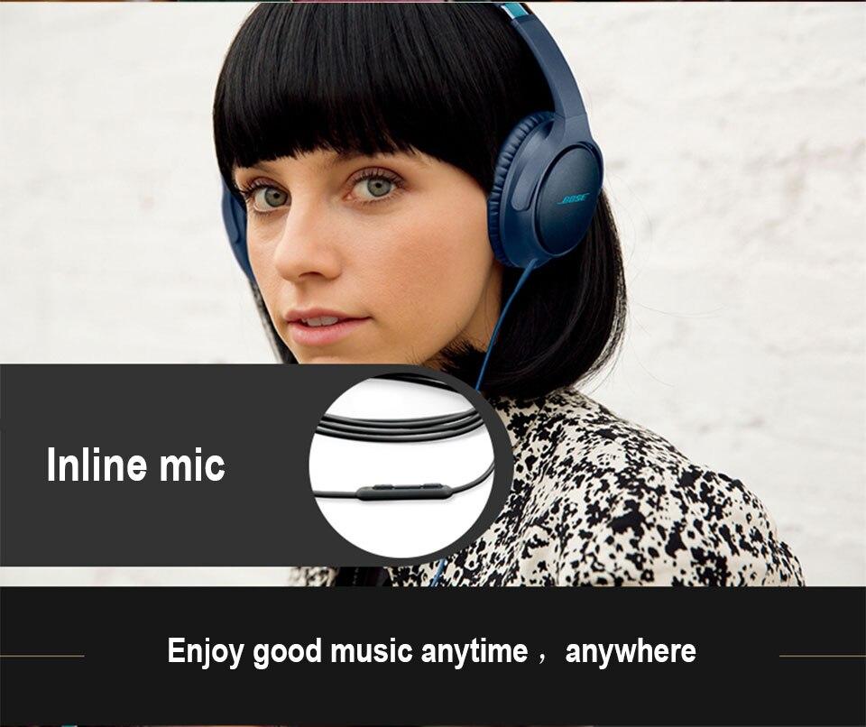 Bose soundtrue around-ear fones de ouvido ii
