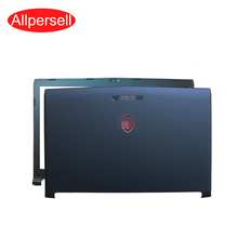 Top cover frame suitable for MSI GL72 GL72M MS 1795 MS 1799 MS 179B Laptop LCD back shell screen edge frame case