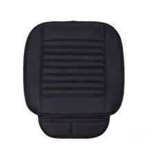 Cuscino per seggiolino auto coprisedile traspirante in carbone di bambù traspirante Full Surround Protect