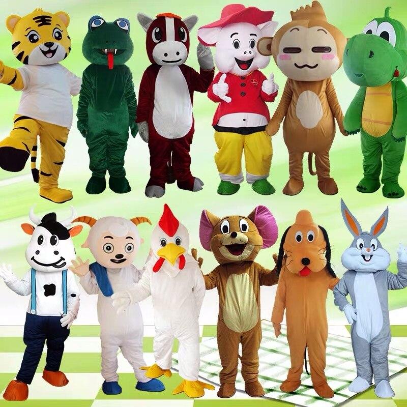 Hot Sale Clássico Versão especial de moda banana Mascot Costume Adult Halloween Vestuário Cosplay Trajes dos desenhos animados da festa de Aniversário - 5