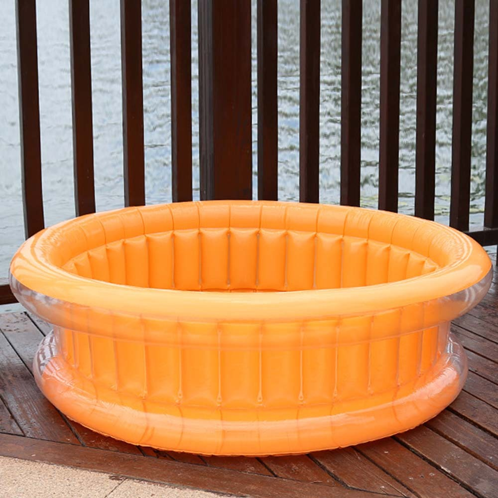 Inflatable Baby Swim Pool Piscina Outdoor Children Basin Bathtub Kids Pool