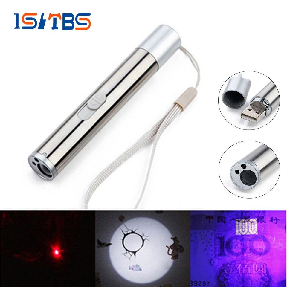 Светодиодный мини фонарик XPE/UV/Res, лазерный 3 в 1, портативный фонарь, уличный водонепроницаемый фонарь со встроенным аккумулятором и USB зарядкой, фонарь для кемпинга|Фонарики и осветительные приборы| | АлиЭкспресс