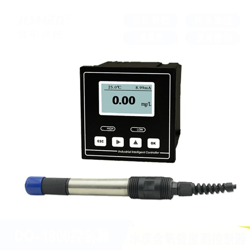 DO 1800 Dissolved Oxygen Meter Online Tester Fish Pond Culture Sensor