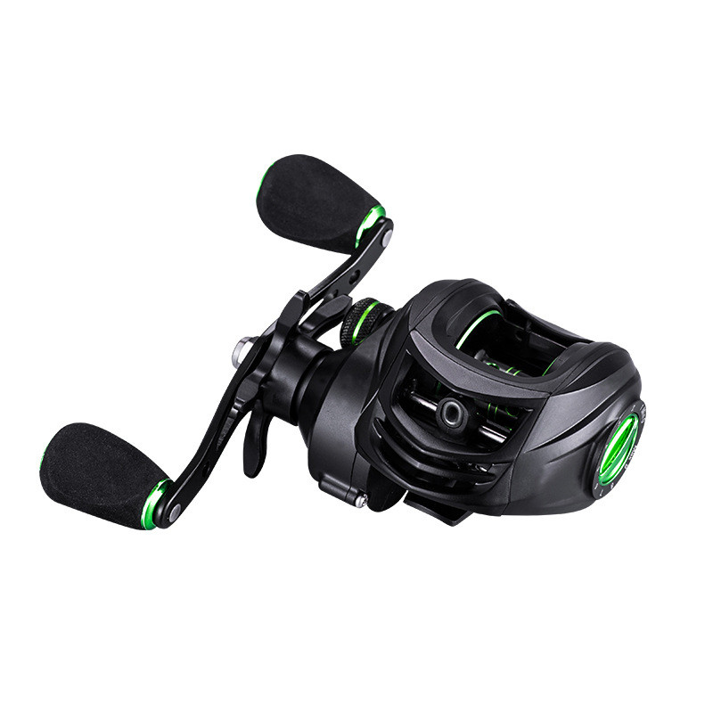High Quality Fishing Reel 7.2:1 High Speed Gear Ratio Spinning Reel with Left Right Aluminum Spool Handle Fishing Reel(China)