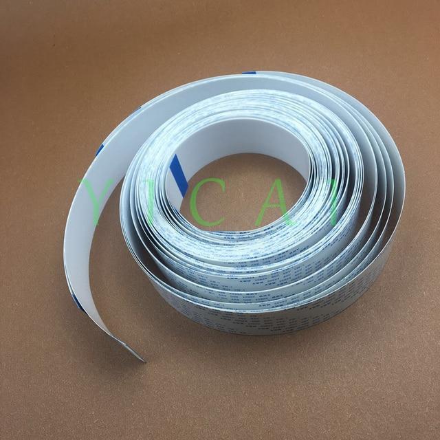 2X Mutoh VJ1624 VJ1604 RJ900C 31pins long data cable for Epson dx5 Niprint Smart color Xenons Xuli printer main board cables 31P