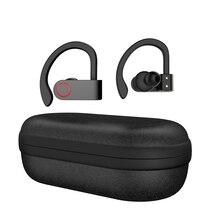 10H bezprzewodowe słuchawki Bluetooth słuchawki sportowe radio HiFi słuchawki douszne bezprzewodowy zestaw słuchawkowy z mikrofonem