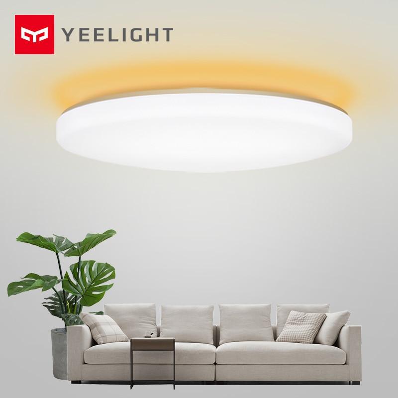 Xiaomi Yeelight Smart Ceiling Light 650 WiFi/Bluetooth/APP Remote Control Smart LED Color IP60 Dustproof Ceiling Light 200-240V