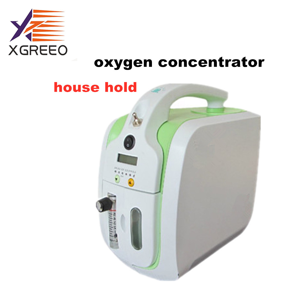 JAY-1 AC110V/220V Adjustable Portabl Oxygen Concentrator Machine Generator Air Purifier Home Not Battery Powered
