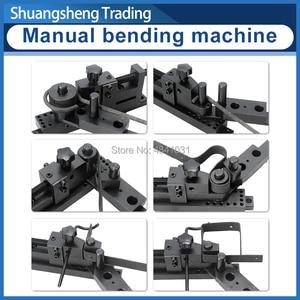Image 1 - Cintreuse manuelle SIEG S/N:20012 machine à cintrer universelle cinq générations PLUS machine à cintrer mise à jour