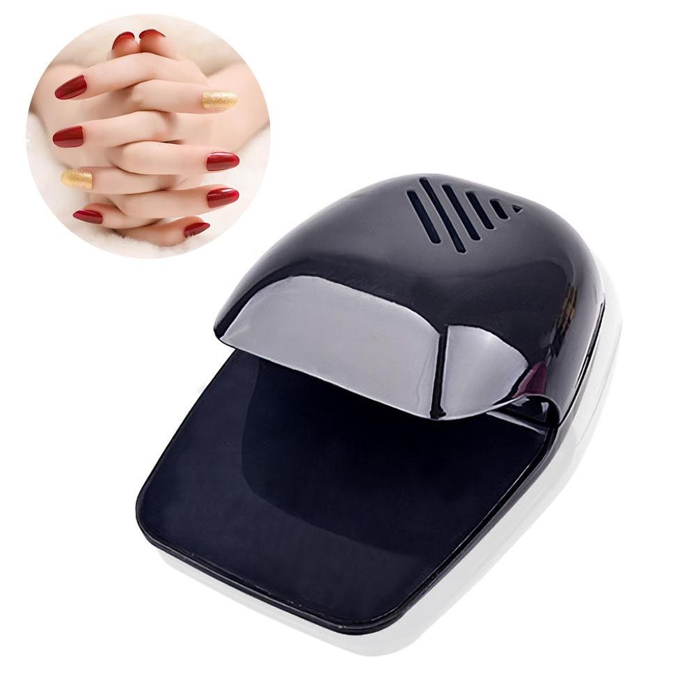 White Black Pink Purple Mini Nail Dryer Touch Nail Dryer