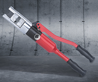 16 300mm2 Hydraulic Tools ZHO 300 Integral Hydraulic Crimping Tools pressed terminals with safety valve
