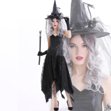 Halloween costume night wandering soul female the ghost hold witch dress much yardage club party costumes halloween