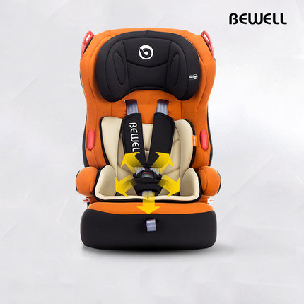 Free Shipping Bewell ECE Baby and Child Safety Seat car seat for kids  car sit baby  car seats