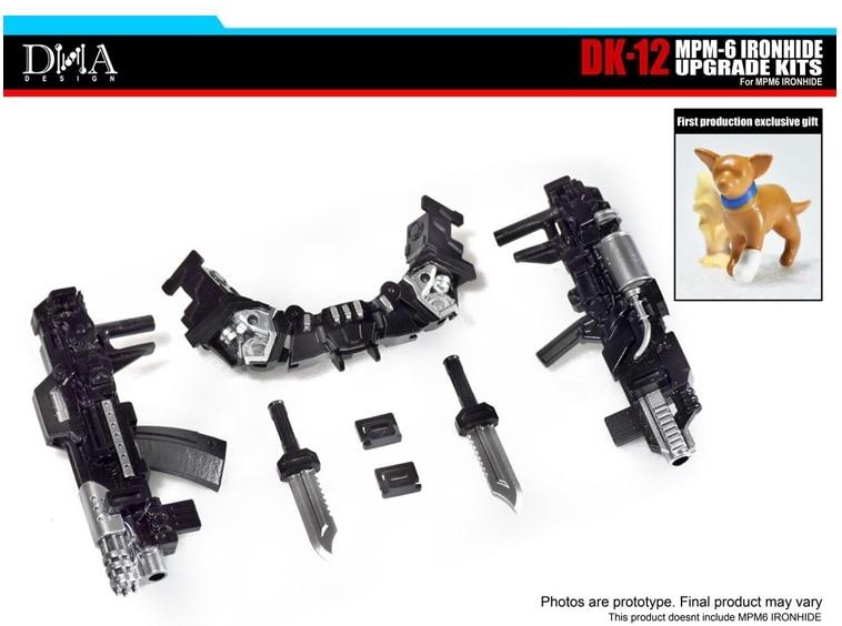 115 Studio YYW04A Filling Parts for Studio Series Optimus Prime