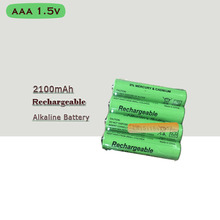 Nowy marka AAA bateria 2100mah 1 5V alkaliczny akumulator AAA do zdalnego sterowania lampa zabawkowa Batery darmowa wysyłka tanie tanio EASTFIRE Alkaline Baterie Tylko 1-4pcs