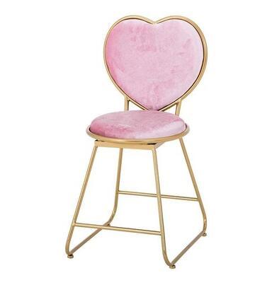 Чистый красный мраморный Маникюрный Стол И Набор стульев, одиночный двойной золотой железный двухэтажный Маникюрный Стол, простой и роскошный светильник - Цвет: 5