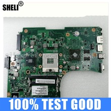 SHELI V000218030 MAIN Board für Toshiba Satellite L650 L655 Laptop Motherboard Notebook Pc Mainboard HM55 6050A2332301-MB-A02