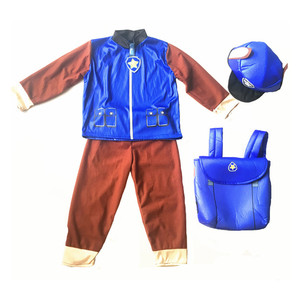 Image 3 - Paw Patrol  Cosplay Party Supplies Magic Robe Cloak Cosplay Costume Stage Performance Christmas Gift