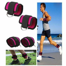 D-ring Ankle Strap Belt Multi Leg Pulley Fitness Exercise Equipment Walking Jogging Gym Weight Protector Men 8.1