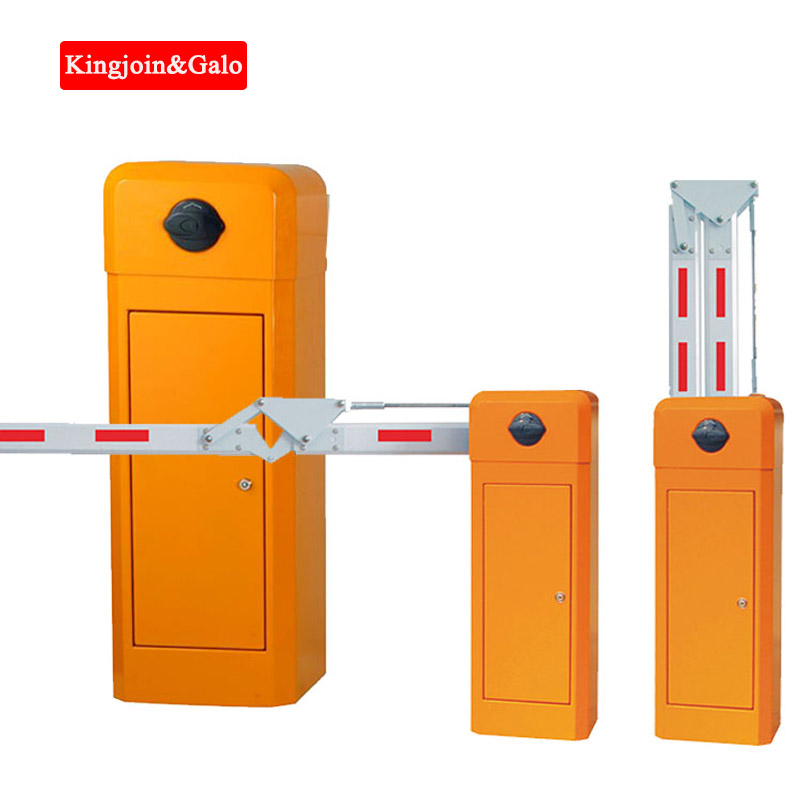 High-quality Mechanical Road Gates,straight-arm Crossing Gates For Parking System 90-degrees When Opened180-degrees When Dropped