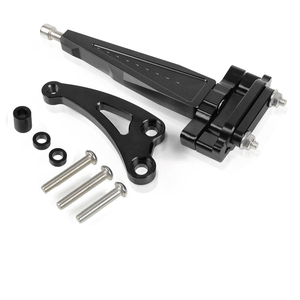 Image 2 - Motorcycle  Adjustable Steering Stabilize Steer Damper Mounting Bracket Kit For Honda CB650F 2014 2015 2016 2017 2018 cb 650f