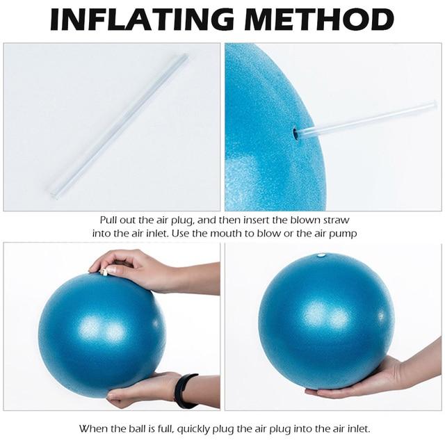 Mini Yoga Pilates Ball  4