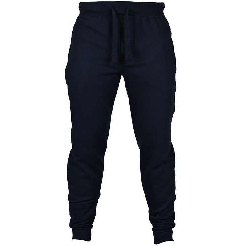 DIHOPE 2020 秋の新メンズカジュアルスウェットパンツソリッドハイストリートズボン男性ジョギング特大ブランド高品質メンズパンツ