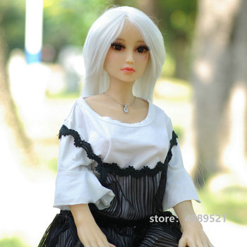 88CM NEW  Japan Real TPE small silicone Sex Dolls for men Realistic Big Breast Masturbator Vagina Pussy Adult Sexy Toys ]