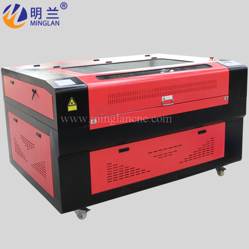 1200*900mm 4060 9060 1390 1612 1325 60w 90W 100W 150W 200W Co2 Laser Cutting Machine With Co2 Reci Laser Tube