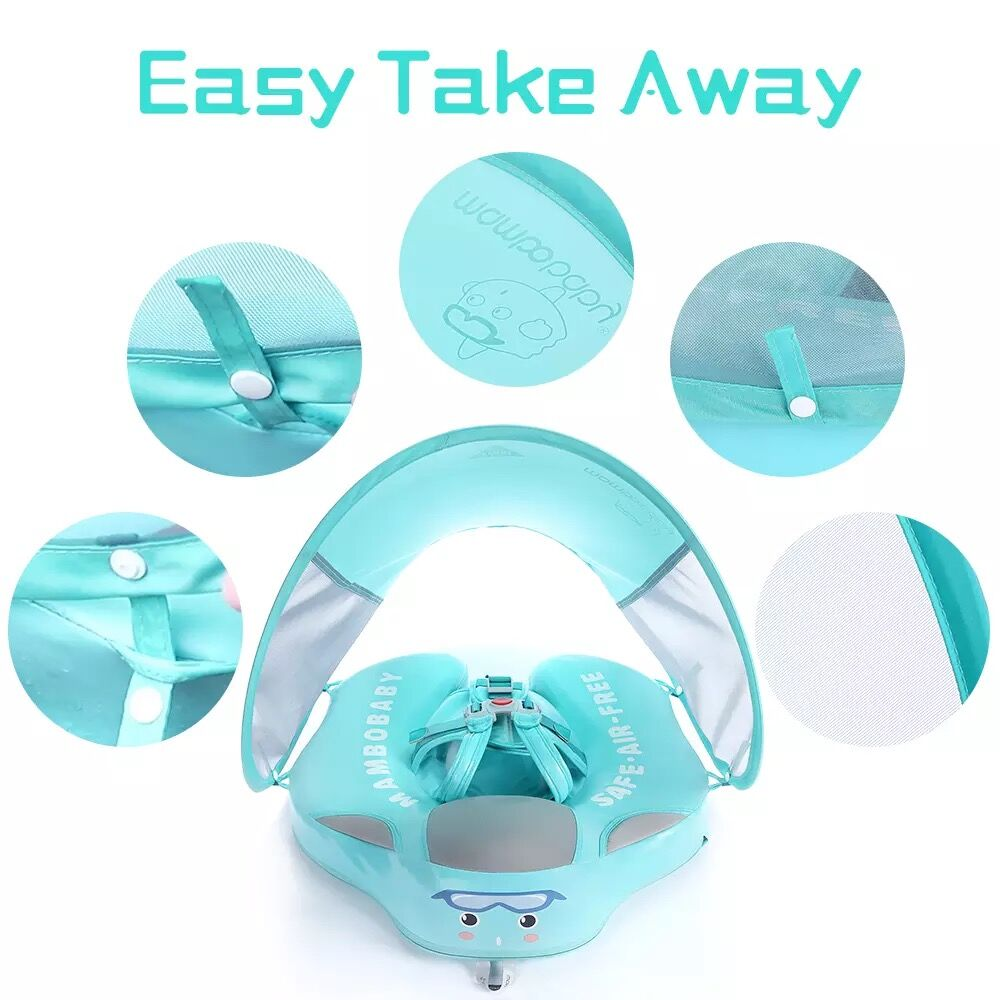 CANOPY FOR MAMBOBABY CLIMB FLOATS