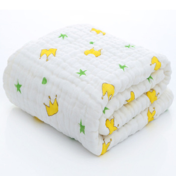 Little Prince Cotton baby bath towel