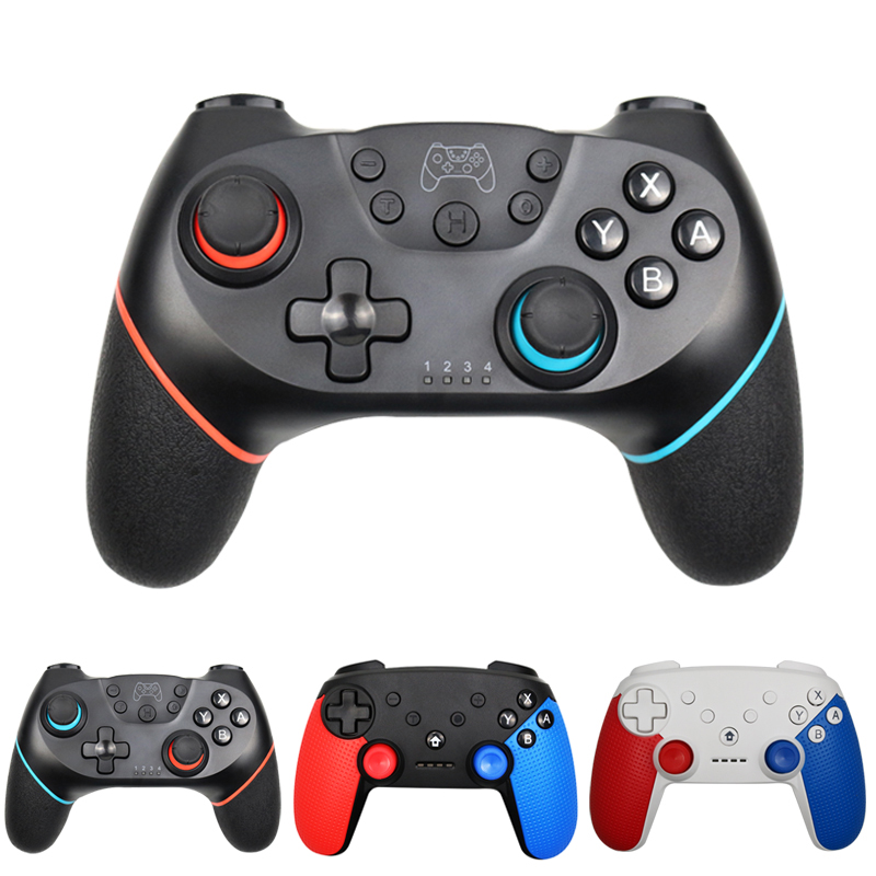 Wireless Game Controller Joystick For Nintendo Switch NS Pro Console Bluetooth Gamepad Joypad Android  PC Accessories Controle