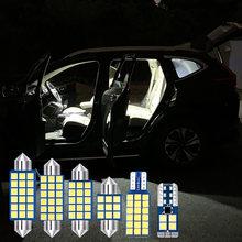 4 шт t10 светодиодный w5w автомобильный комплект внутренних
