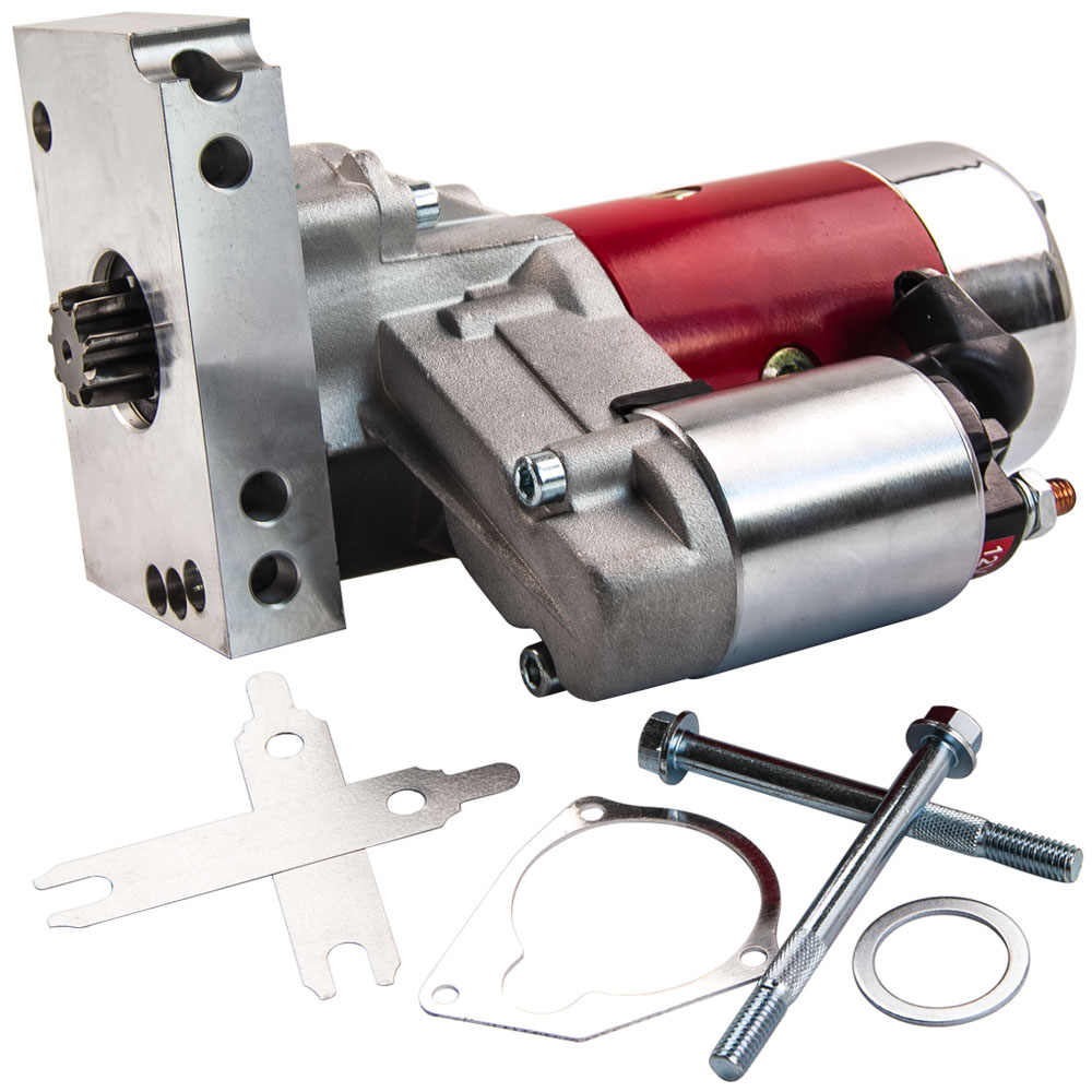 700HP Roter Starter Motor153 oder 168 für CHEVY GM HD Mini 3HP 305 350 454 QZTAP