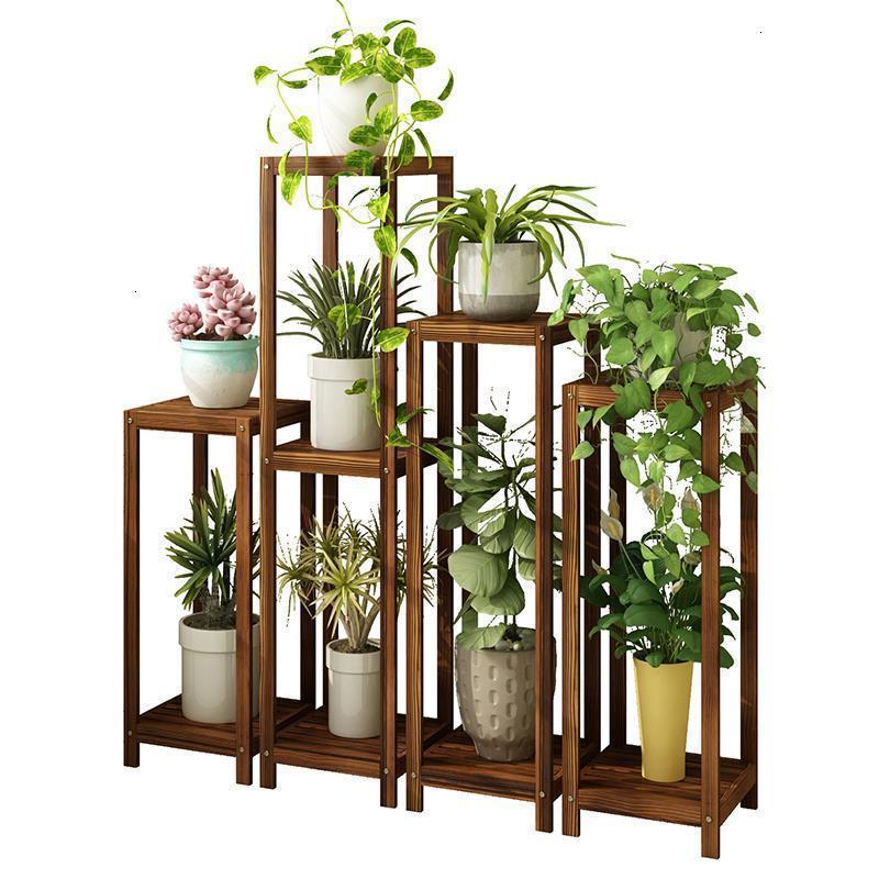 Plante Estanteria Estante Stand Suporte Flores Mueble Para Plantas Varanda Flower Rack Dekoration Stojak Na Kwiaty Plant Shelf