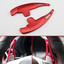 Lenkrad Getriebe Schaltwippe Verlängern Für Mercedes AMG A45 C63 E63 S63 S65 CLA45 GLA45 ML63 W204 C204 W212 w221 X156 W166 Rot