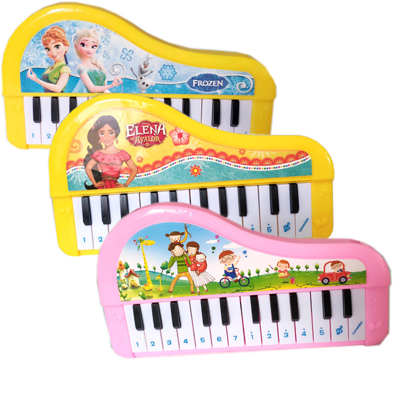 Multi-functional Infants Early Childhood Educational Music Electronic Organ Toy Dong Wu Qin Toy Batch