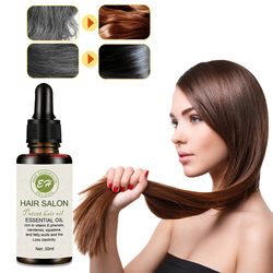 1 Pcs 30/60ml Eelhoe Hair Care Soft Conditioner Nourishing Dredge Hair Follicles Improve The Scalp Environment Hair Oil TSLM1