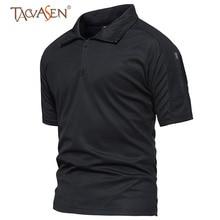 TACVASEN армейская тактическая рубашка мужская с коротким рукавом Военная рубашка уличная одежда для кемпинга походная рубашка быстросохнущая охотничья армейская рубашка